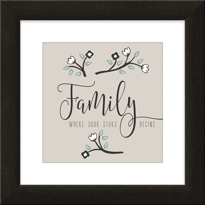 Family - Where Your Story Begins - Carpentree