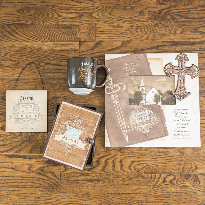 Pastor Gift Set - Carpentree