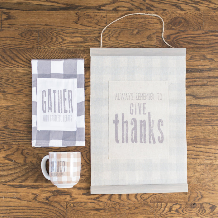 Love, Pray, Be Thankful Gift Set II