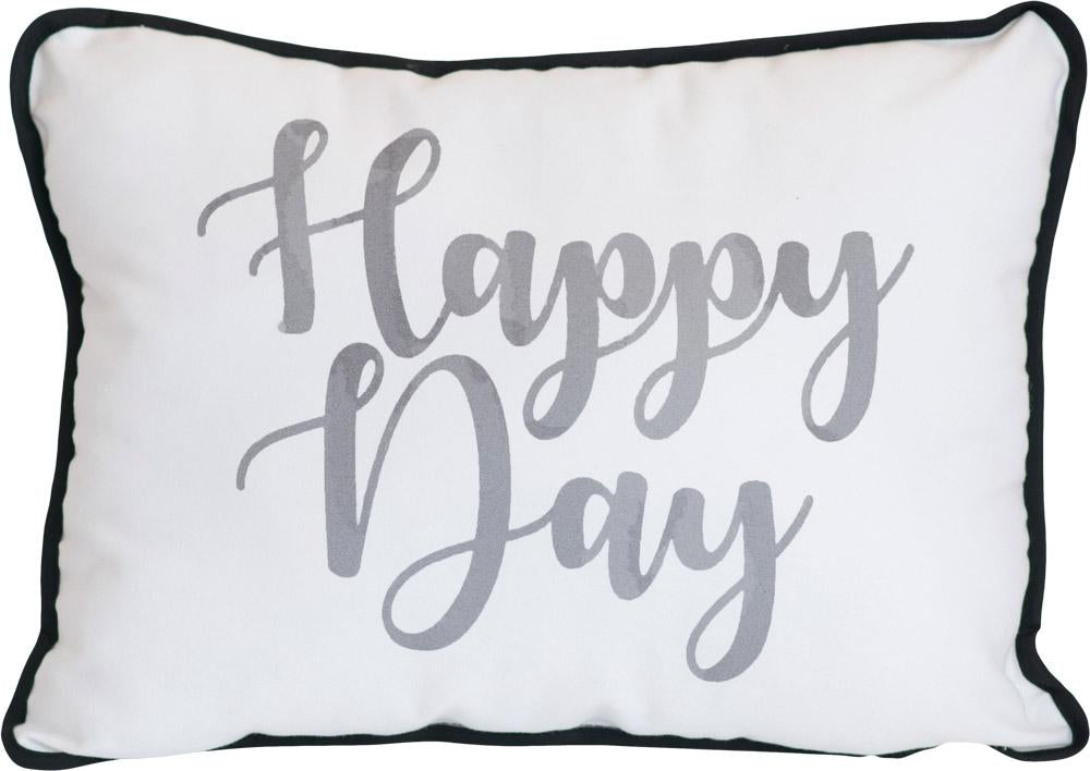 Happy Day Thistlewood Farms Pillow - Carpentree