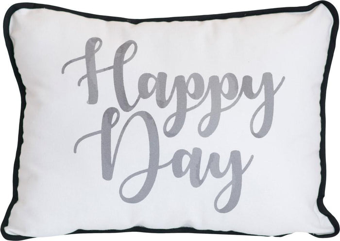Happy Day Thistlewood Farms Pillow