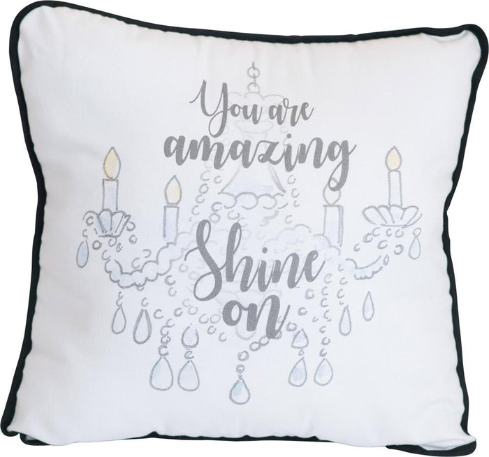 Shine On Thistlewood Farms Pillow