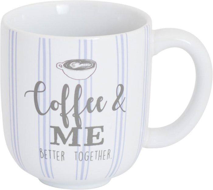 Coffee & Me Thistlewood Farms Mug - Carpentree