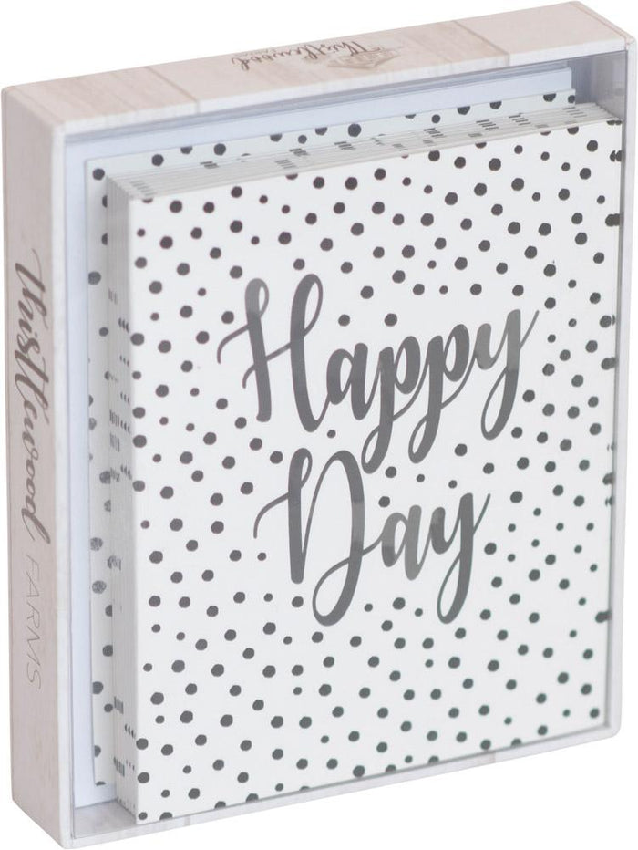 Happy Day Thistlewood Farms Boxed Cards - Carpentree