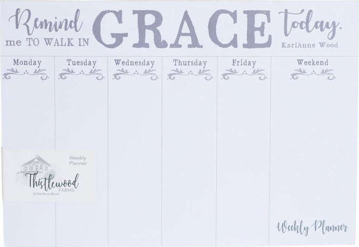 Walk in Grace Jumbo Planner