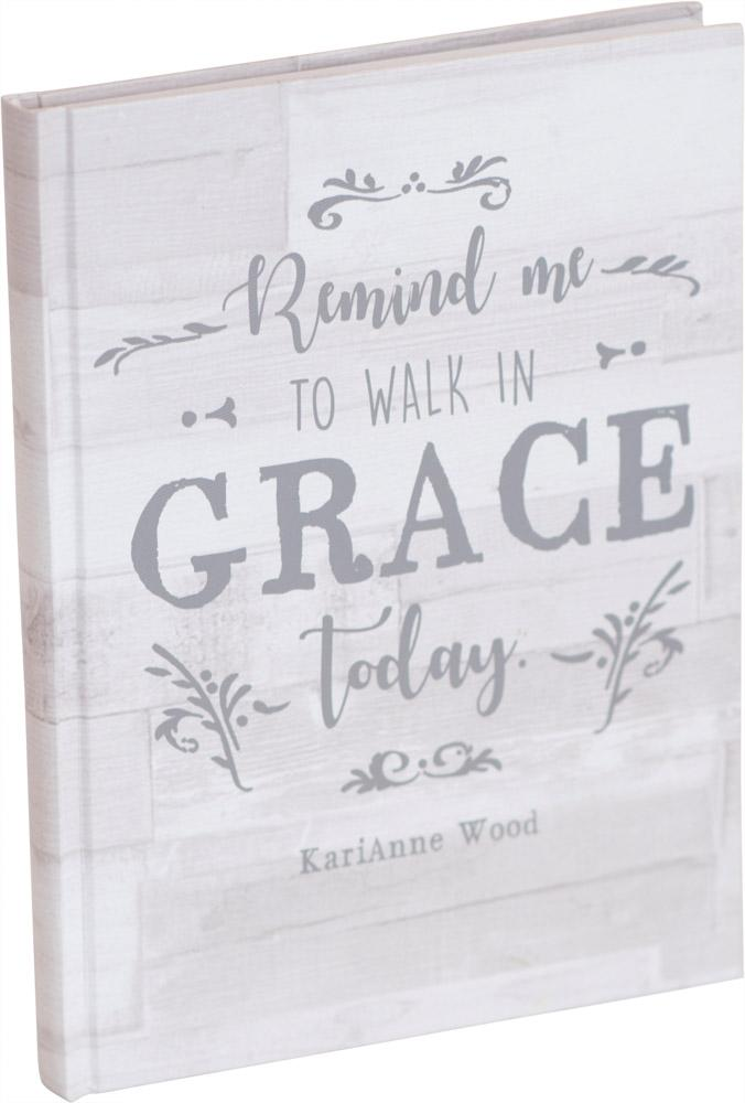 Walk in Grace Thistlewood Farms Hardbound Journal
