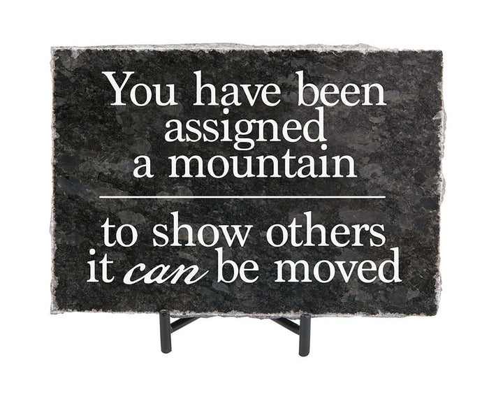 Move Your Mountain