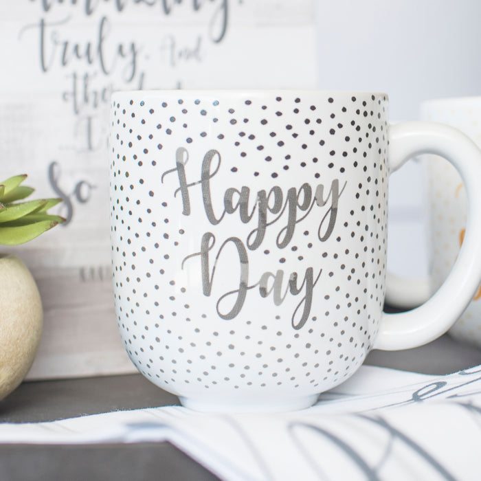 Happy Day Thistlewood Farms Mug