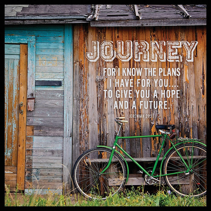 Journey - For I Know Box Plaque