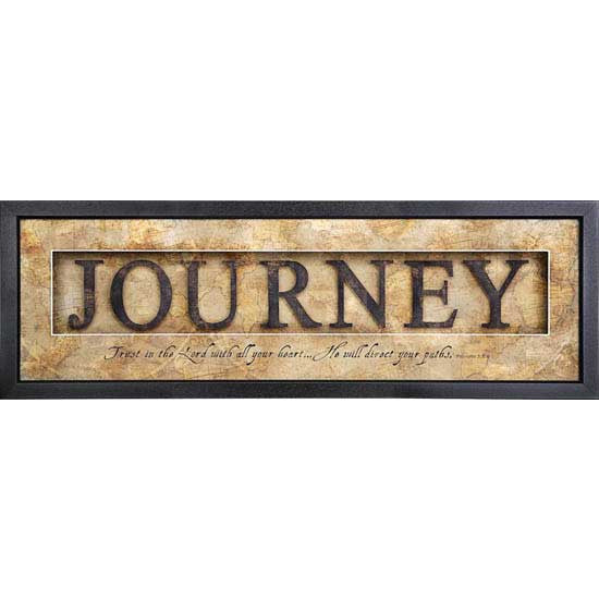 Journey Framed Art