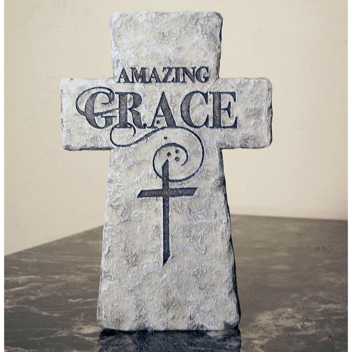 Amazing Grace Standing Cross