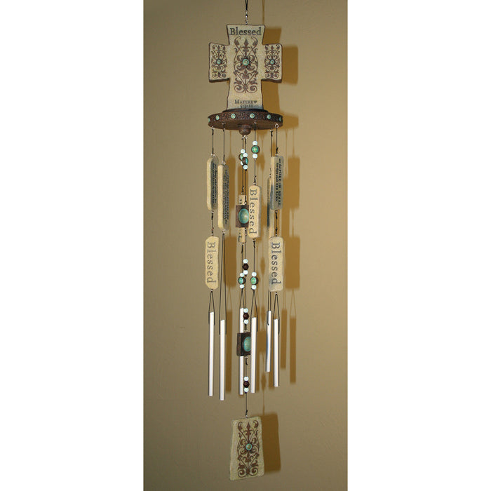 Beatitudes Windchime - Carpentree