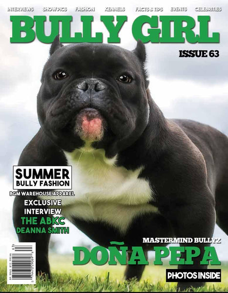 Bully Girl Mag Issue 63