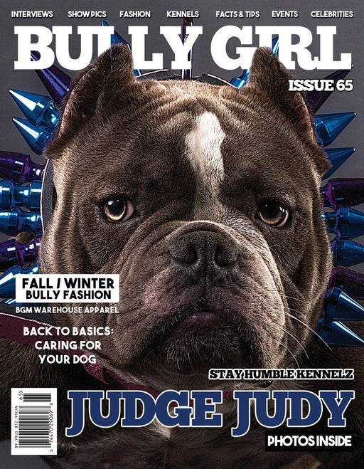 Bully Girl Magazine<br>Issue 65 - BGM Warehouse