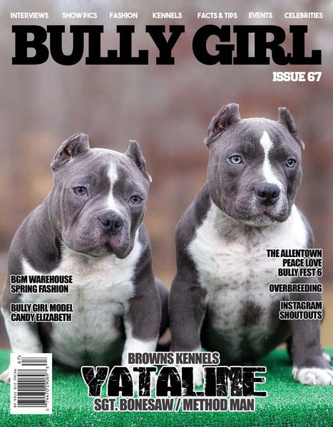 Bully Girl Mag Issue 67