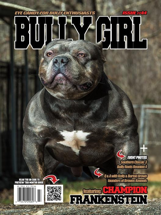 Bully Girl - Digital Issue 44