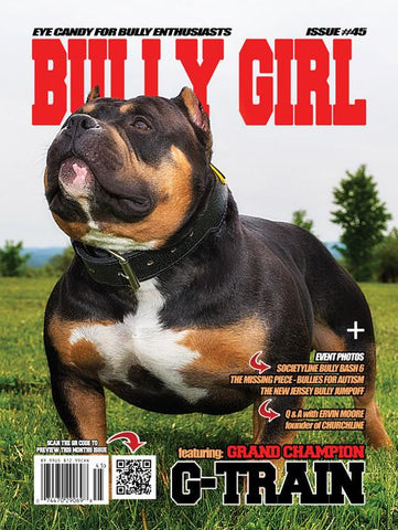 Bully Girl - Digital Issue 45