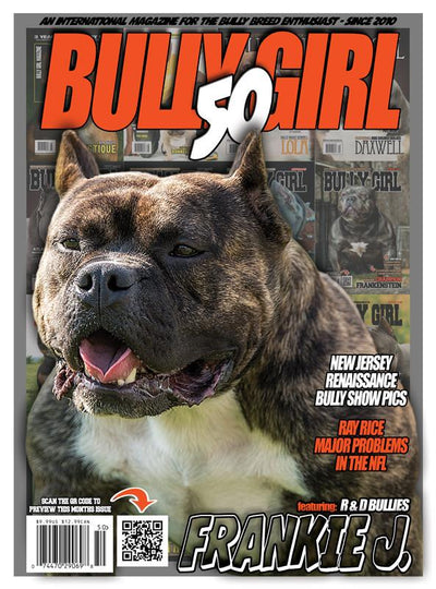 Bully Girl - Digital Issue 50 - BGM Warehouse