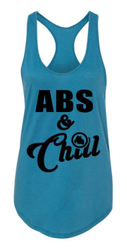 Abs & Chill Women's Tank - BGM Warehouse