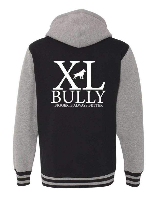 XL Bully Varsity Zip Up