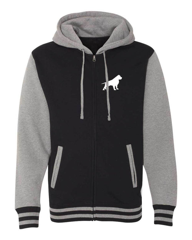 American Bully XL Varsity Zip Up