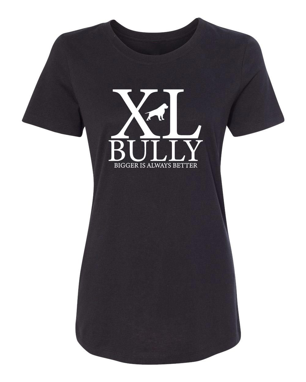 XL Bully Womens Crew Neck Tee