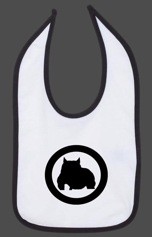 Bully Breed Baby Bibs - BGM Warehouse