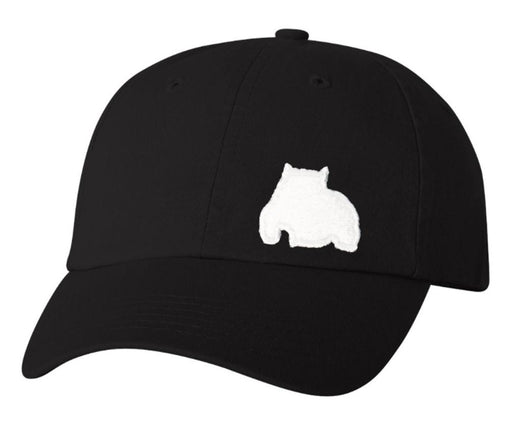 BGM Bully Dad Cap Black