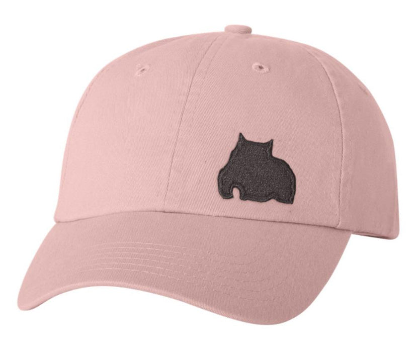 BGM Bully Dad Cap Light Pink