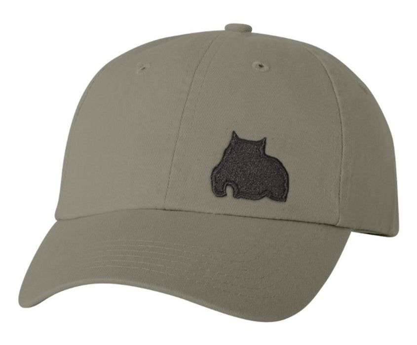 BGM Bully Dad Cap Olive