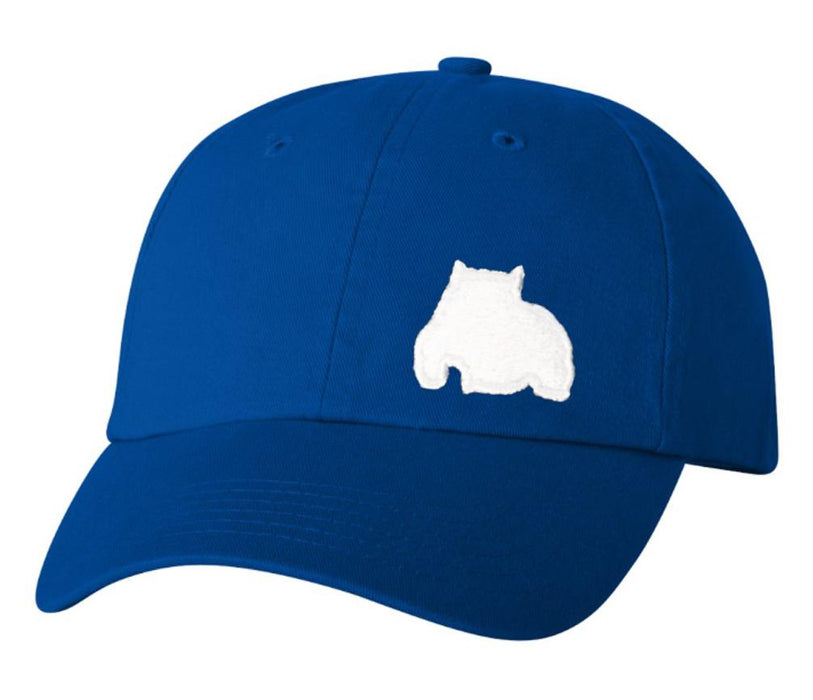 BGM Bully Dad Cap Royal Blue