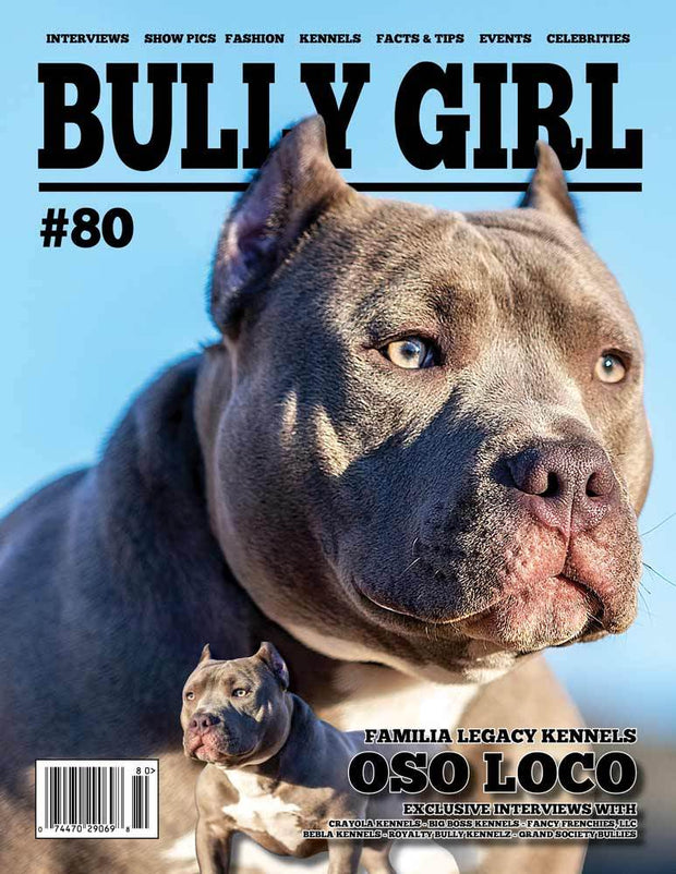 Bully Girl - Digital Issue 80