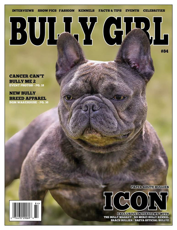 Bully Girl - Digital Issue 84