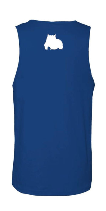 BGM Men's Athletic Bully Tank