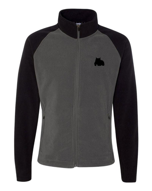 BGM Men's Bully Microfleece Jacket - BGM Warehouse