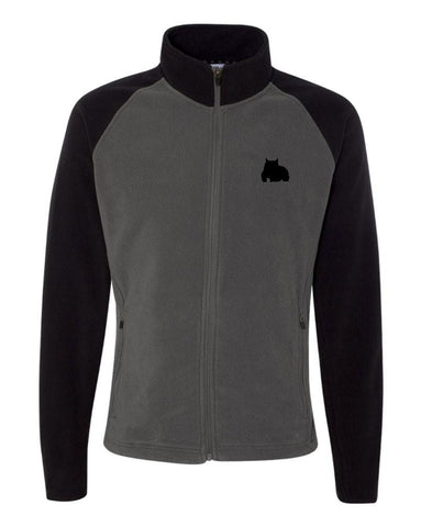 BGM Men's Bully Microfleece Jacket
