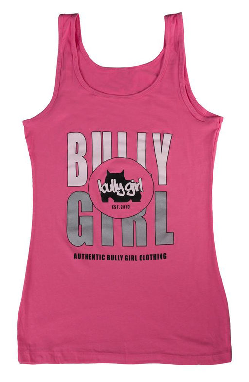 Bully Girl Active Jersey Tank Top - BGM Warehouse