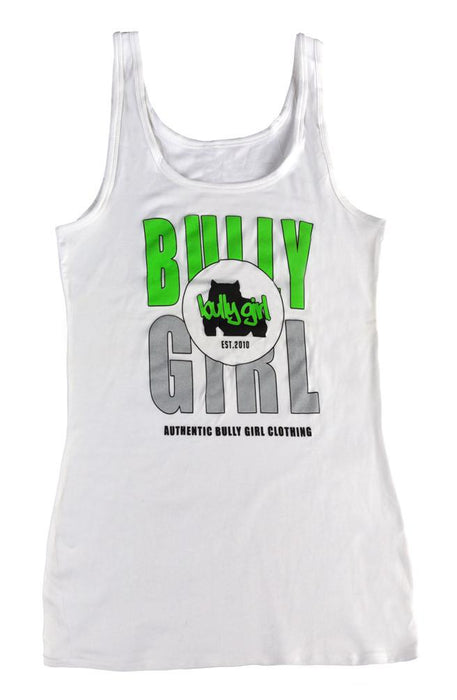Bully Girl Active Jersey Tank Top