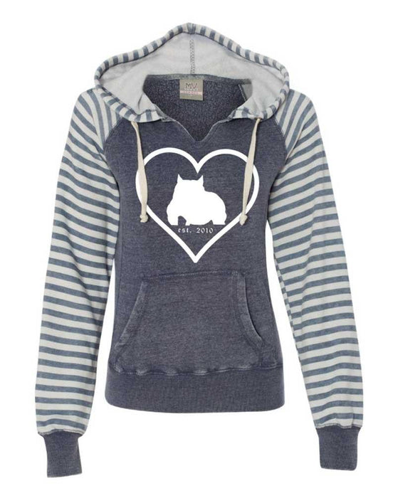Bully Girl Angel Fleece Hooded Pullover - BGM Warehouse
