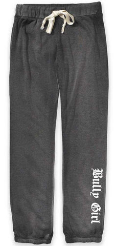 Bully Girl Angel Fleece Sweatpants