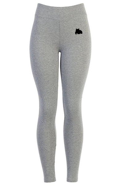 Bully Girl Fit - Women's Leggings - BGM Warehouse - The Best Bully Breed Magazines, Clothing and Accessories
