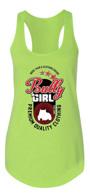 Bully Girl Home-Brewed Signature Tanks - BGM Warehouse