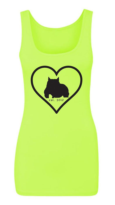 Bully Girl Love_ladies Jersey Tank - BGM Warehouse