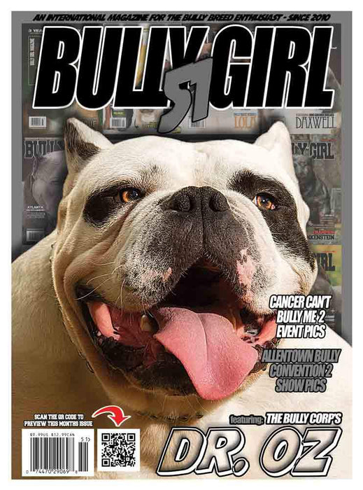 Bully Girl - Digital Issue 51