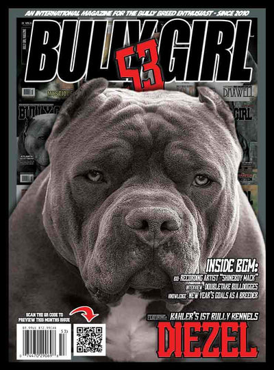 Bully Girl - Digital Issue 53 - BGM Warehouse - The Best Bully Breed Magazines, Clothing and Accessories