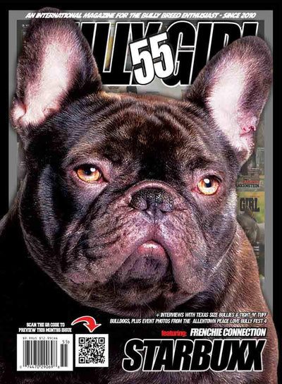 Bully Girl - Digital Issue 55 - BGM Warehouse - The Best Bully Breed Magazines, Clothing and Accessories