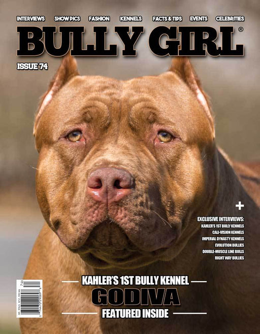 Bully Girl Magazine Issue 74