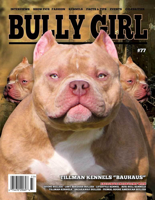 Bully Girl Magazine Issue 77