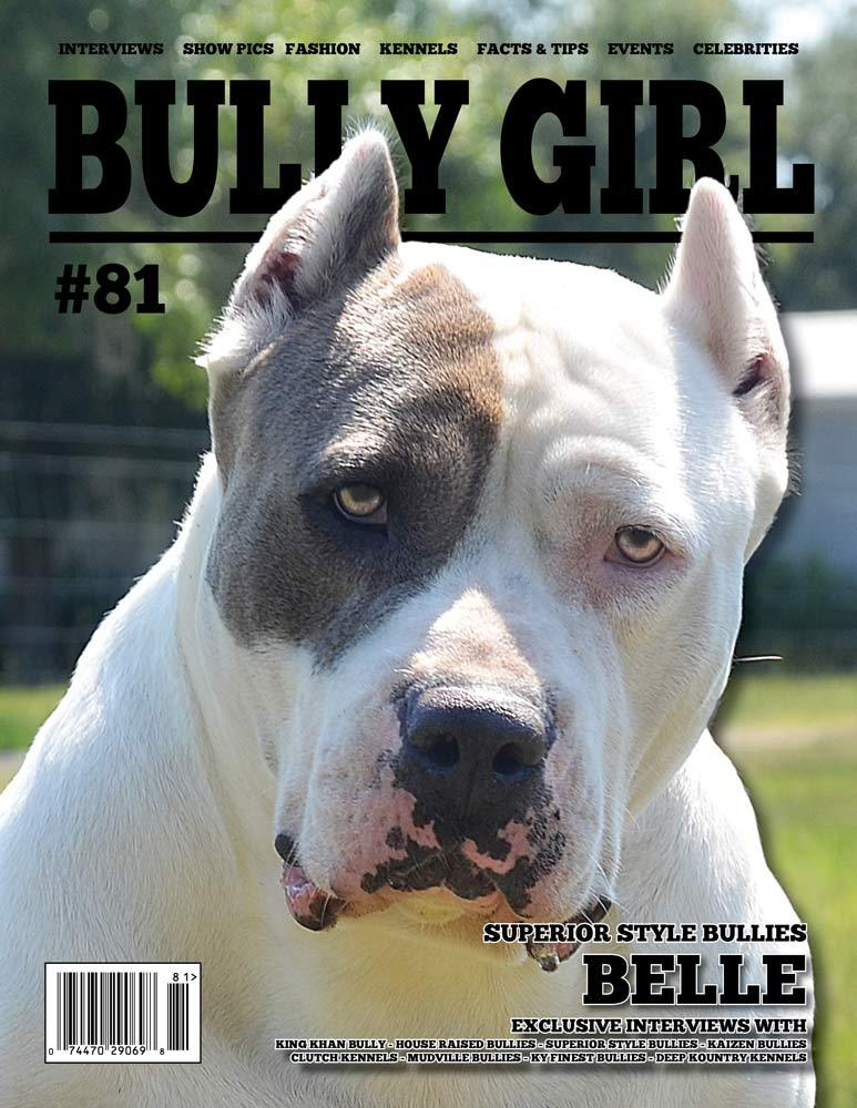 Bully Girl Magazine Issue 81