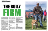 The Bully Firm Interview inside Bully Girl Mag
